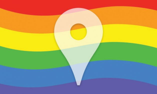 PLACES OF PRIDE