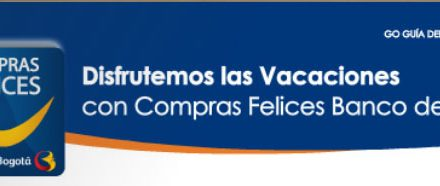 DISFRUTEMOS LAS VACACIONES COMPRAS FELICES