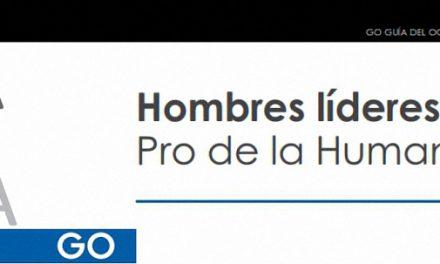 HOMBRES LÍDERES EN PRO DE LA HUMANIDAD