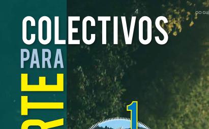 COLECTIVOS PARA HACER DEPORTE