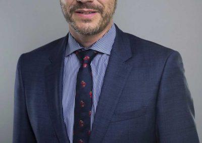 Tommy Strömberg, embajador de Suecia en Colombia