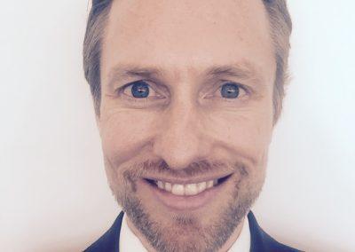 Carl Johann Westring, vicepresidente de EF Education First