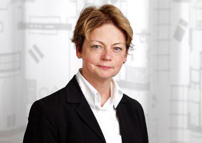Ann Kristin Adolfsso, directora estratégica de Saab