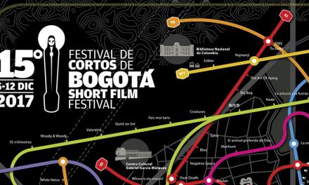 15 FESTIVAL DE CORTOS DE BOGOTÁ, SHORT FILM FESTIVAL