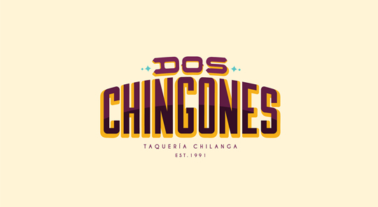 DOS CHINGONES – ABRIL 2018