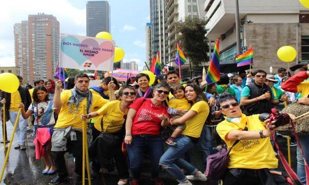 POR LOS DERECHOS DE LA COMUNIDAD LGBTI