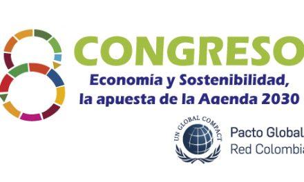 CONGRESO ECONOMÍA Y SOSTENIBILIDAD PACTO GLOBAL RED COLOMBIA