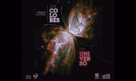 PROYECCIÓN COLORES DEL UNIVERSO + LASER PERSEO Y ANDRÓMEDA