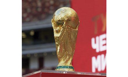 PARTIDOS DE LA COPA MUNDIAL DE LA FIFA RUSIA 2018