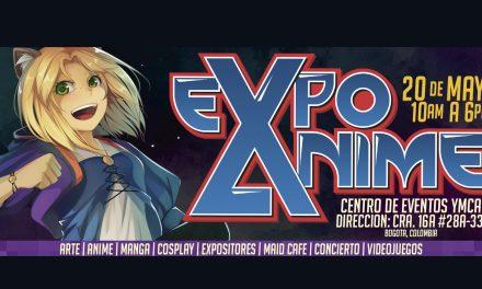 EXPO ANIME 2018