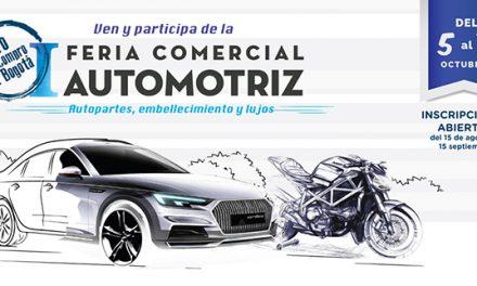 FERIA COMERCIAL AUTOMOTRIZ