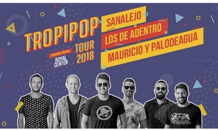 TROPIPOP TOUR 2018