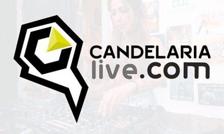 CANDELARIA LIVE EN SOFA