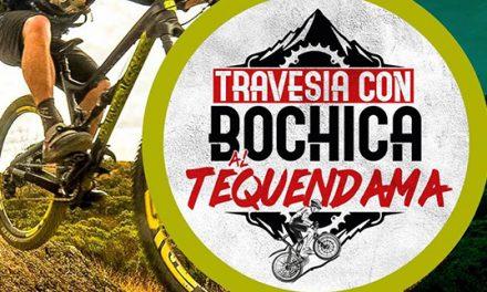 TRAVESÍA CON BOCHICA AL TEQUENDAMA