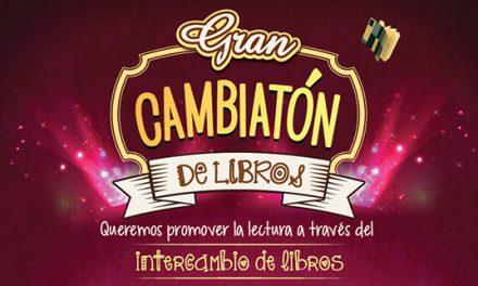 GRAN CAMBIATÓN DE LIBROS