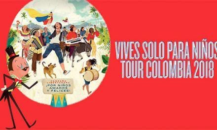 VIVES TOUR SOLO PARA NIÑOS