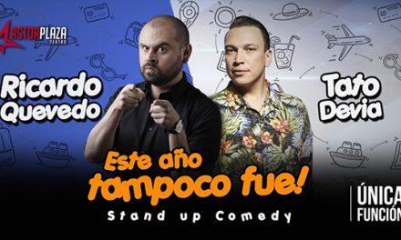 ESTE AÑO TAMPOCO FUE