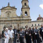Bogotá en los ojos del mundo
