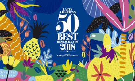 50 BEST RESTAURANTS EN LATINOAMÉRICA