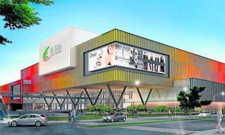 El Edén, nuevo centro comercial
