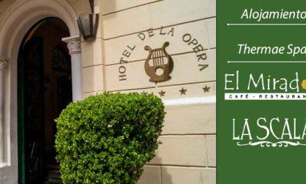 HOTEL DE LA ÓPERA, UNO DE LOS MÁS ROMÁNTICOS