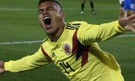 COLOMBIA VS POLONIA