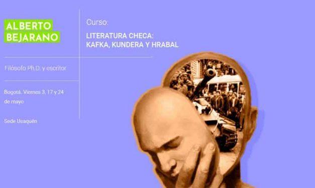 CURSO LITERATURA CHECA