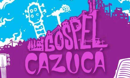 FESTIVAL GOSPEL CAZUCÁ
