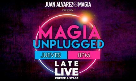 SHOW DE MAGIA CON JUAN ÁLVAREZ