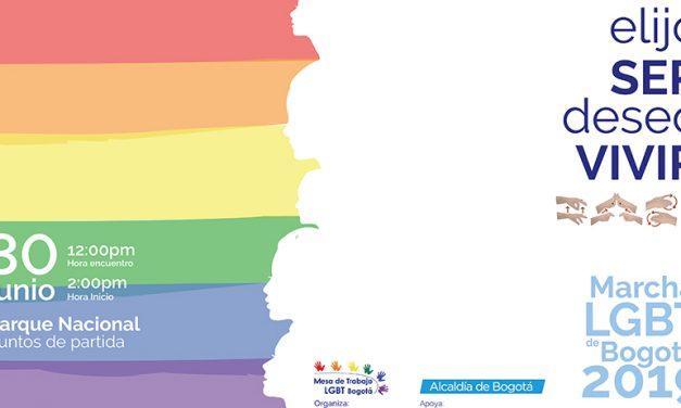 XXIII MARCHA LGBTI DE BOGOTÁ