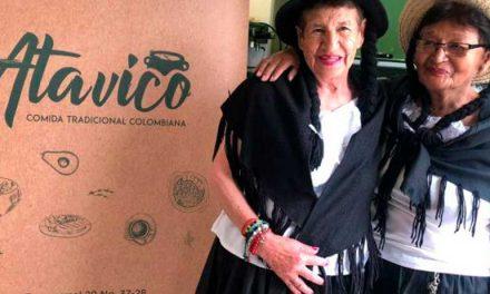 ATAVICO, EL RESTAURANTE DE MUJERES VÍCTIMAS DEL CONFLICTO