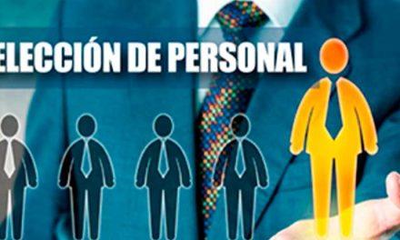 SELECCIÓN DE PERSONAL PARA NO EXPERTOS