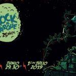 ROCK AL PARQUE CUMPLE 25 AÑOS
