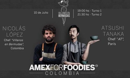 AMEX FOR FOODIES