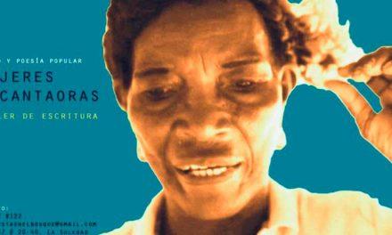 TALLER DE ESCRITURA: MUJERES ENCANTADORAS