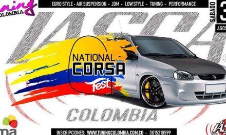 NATIONAL CORSA FEST