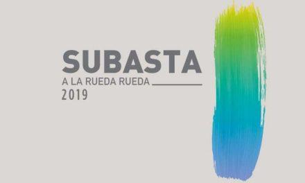 SUBASTA A LA RUEDA RUEDA 2019