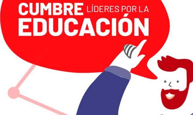 CUMBRE LÍDERES POR LA EDUCACIÓN 2019