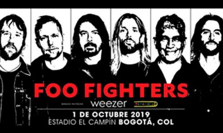 FOO FIGHTERS OCTUBRE 2019