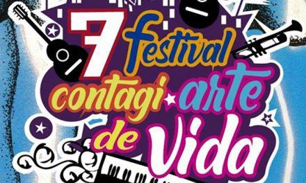 7º FESTIVAL CONTAGIARTE DE VIDA