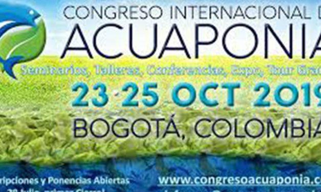 CONGRESO INTERNACIONAL DE ACUAPONIA