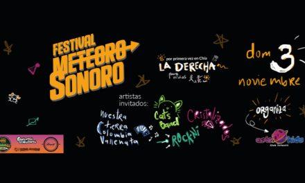 Festival Meteoro Sonoro 2019