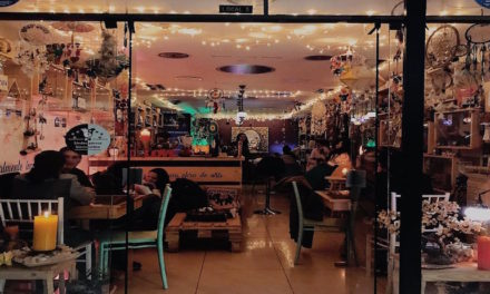 MARIPOSA DE CRISTAL CAFÉ