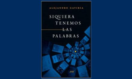 SIQUIERA TENEMOS PALABRAS