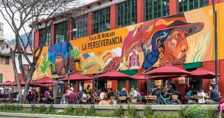 FESTIVAL GASTRONÓMICO PLAZA DE LA PERSEVERANCIA